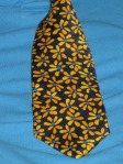 ¿Una corbata alegre, tal vez?
