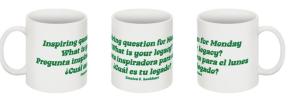 Inspiring Mugs Tazas inspiradoras